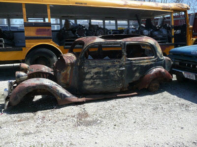 Waukesha auto salvage yard has antique and late model auto restoration parts. Get the best used auto parts Wisconsin has to offer and restore your classic car!