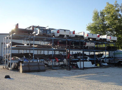 Milwaukee area recycled auto parts dealer