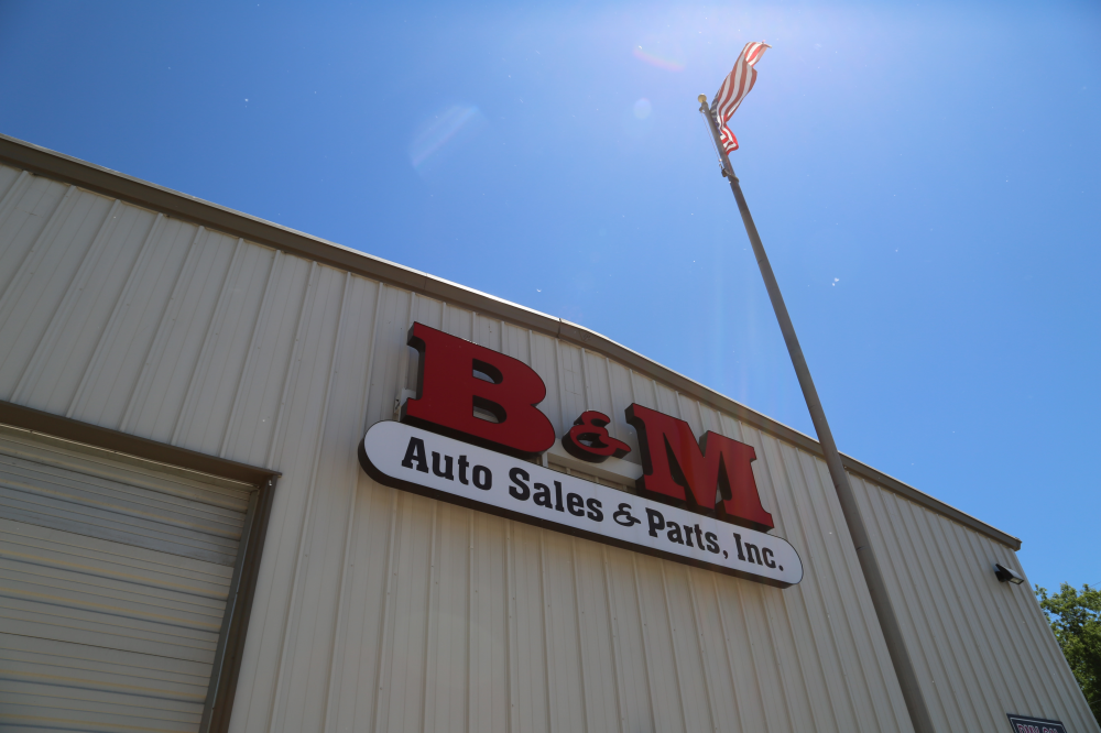 B&M Auto Sales in Waukesha, WI specializes in quality used auto parts.
